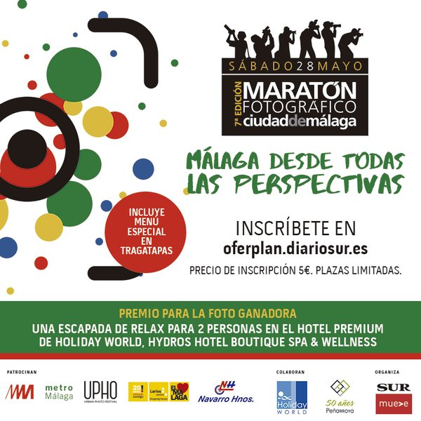 VII Maratón Fotográfico Ciudad de Málaga
