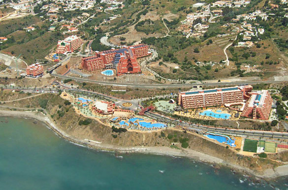 Holiday World Is A Hotel Resort Owned By Grupo Peñarroya Located In Benalmádena Costa Malaga At The Very Heart Of Del Sol